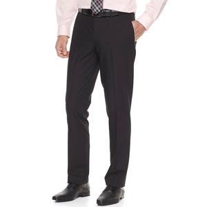 Apt. 9 Silk Touch Extra-Slim Fit Dress Pant NWT